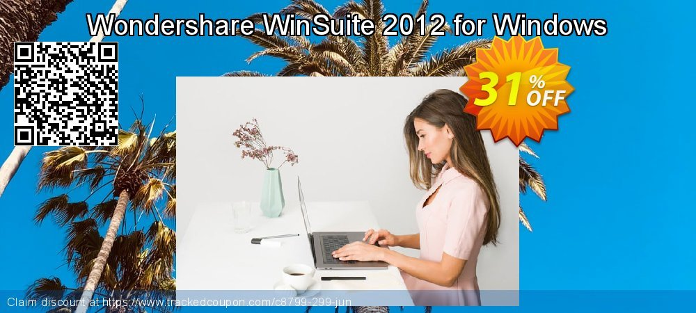 Claim 31% OFF Wondershare WinSuite 2012 for Windows Coupon discount April, 2021