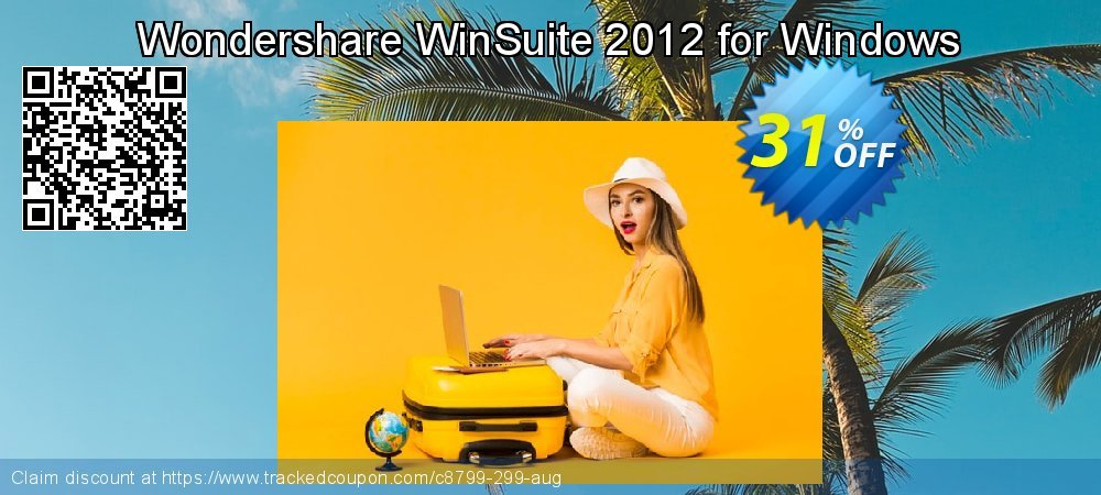 Claim 31% OFF Wondershare WinSuite 2012 for Windows Coupon discount June, 2020