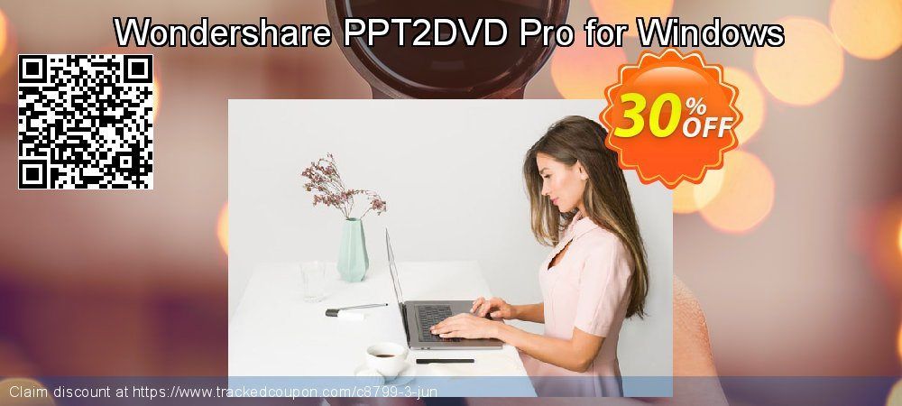 Wondershare PPT2DVD Pro for Windows coupon on Exclusive Student deals super sale