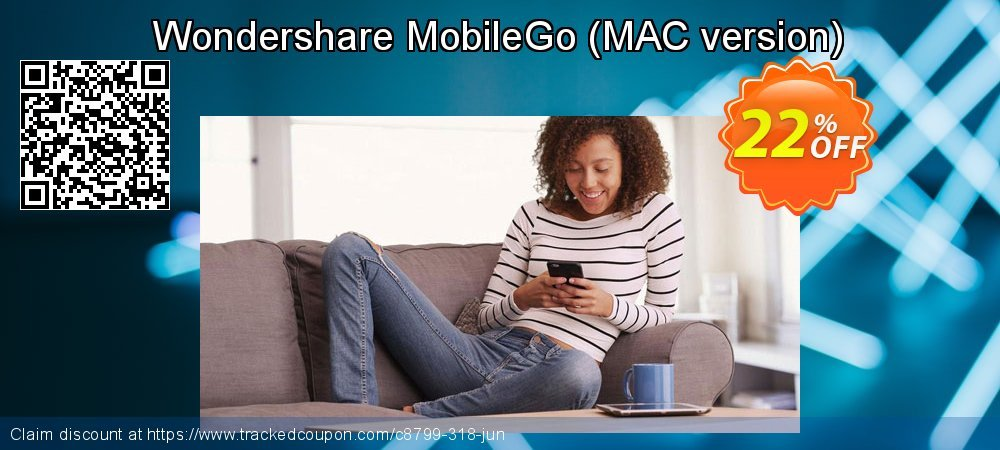 Wondershare MobileGo - MAC version  coupon on Back to School coupons super sale