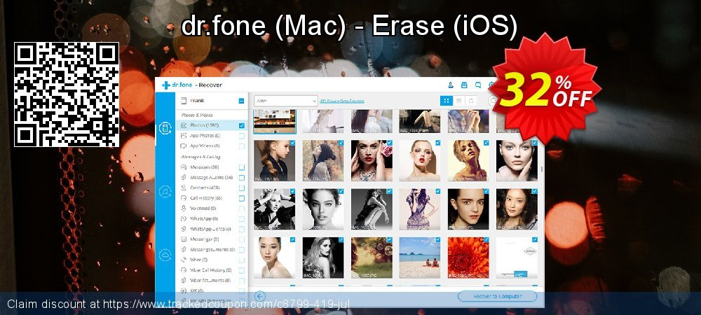 dr.fone - Mac - Erase - iOS  coupon on Lunar New Year deals