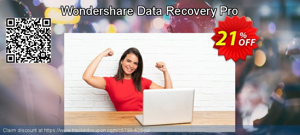 Claim 31% OFF Wondershare Data Recovery Pro Coupon discount April, 2021