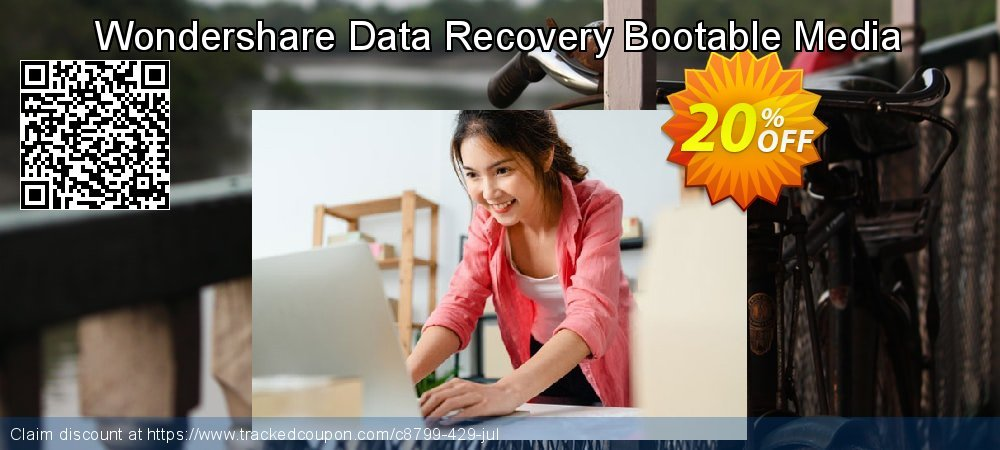 Claim 30% OFF Wondershare Data Recovery Bootable Media Coupon discount April, 2021