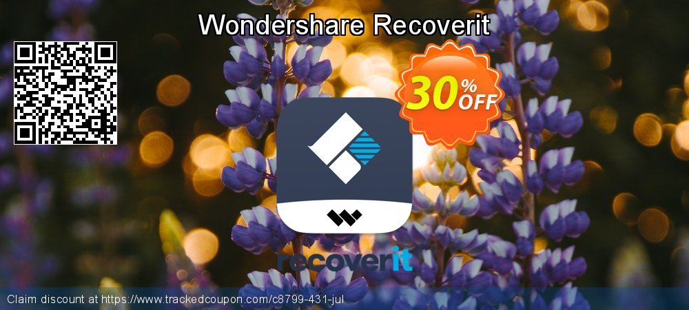 Claim 31% OFF Recoverit Coupon discount July, 2020