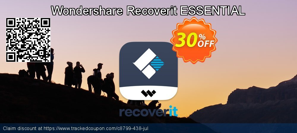 Get 30% OFF Recoverit Pro - 1 year offering sales