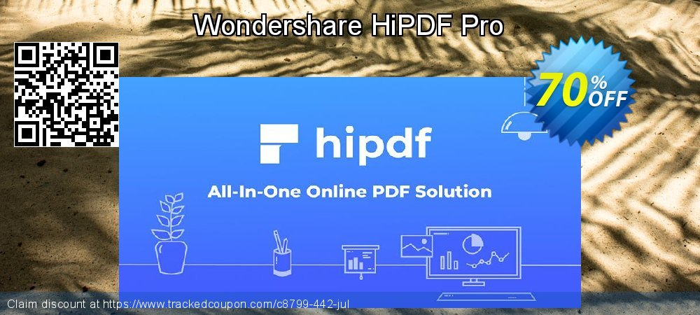 Hipdf Pro coupon on Int. Workers' Day discounts