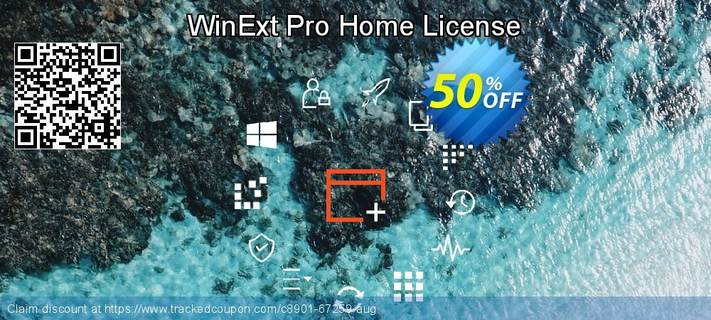 WinExt Pro Home License coupon on Grandparents Day sales