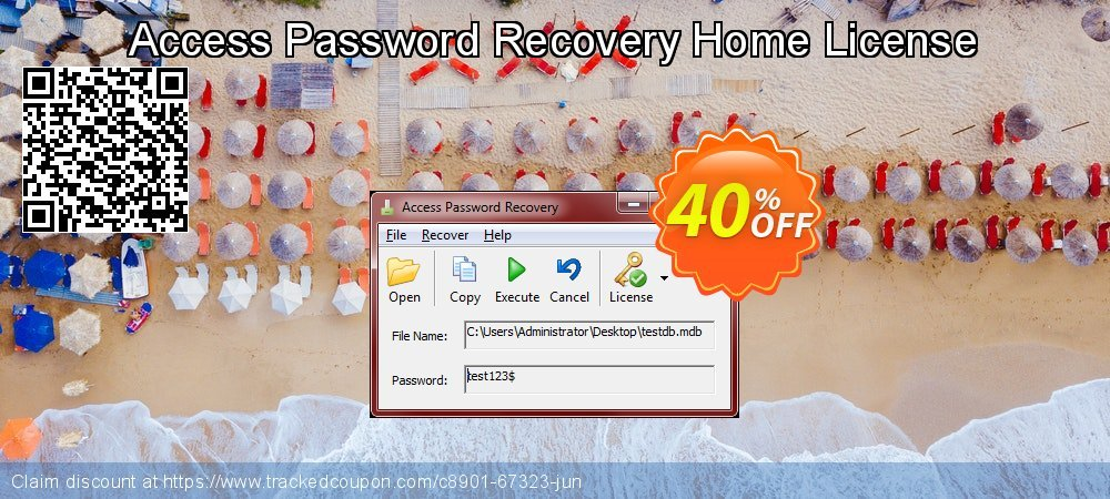 Claim 40% OFF Access Password Recovery Home License Coupon discount September, 2021
