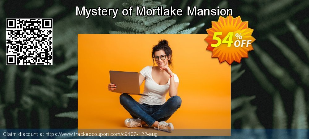 Get 50% OFF Mystery of Mortlake Mansion promotions