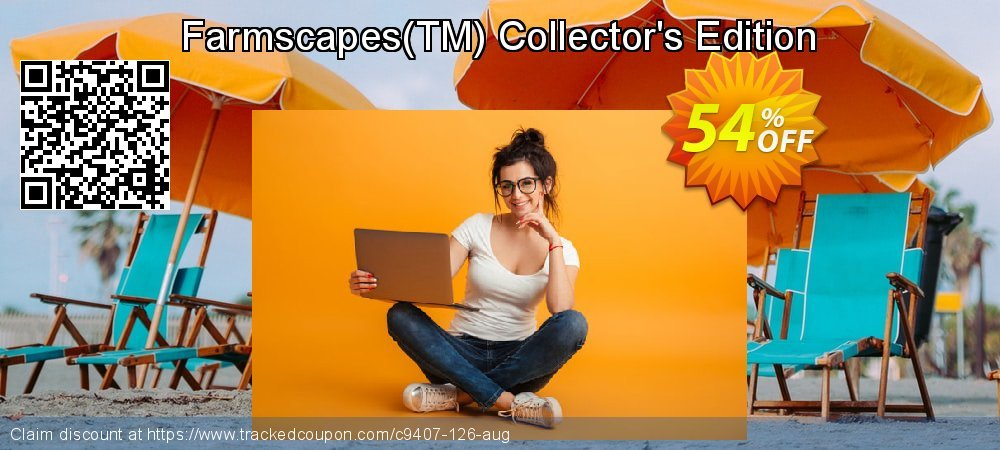 Get 50% OFF Farmscapes(TM) Collector's Edition offering sales