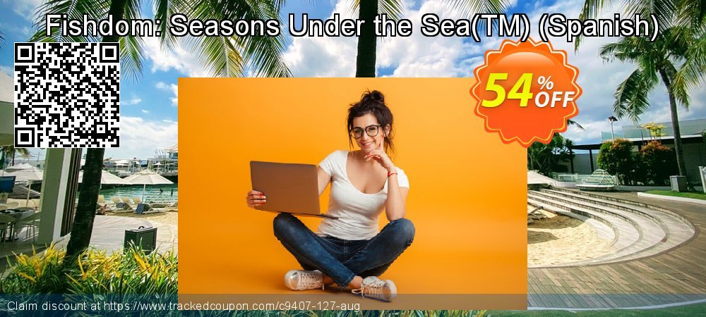 Fishdom: Seasons Under the Sea - TM - Spanish  coupon on Christmas Day offering discount