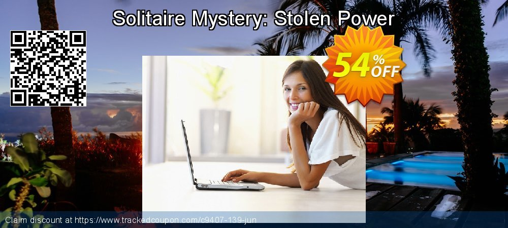 Get 50% OFF Solitaire Mystery: Stolen Power sales