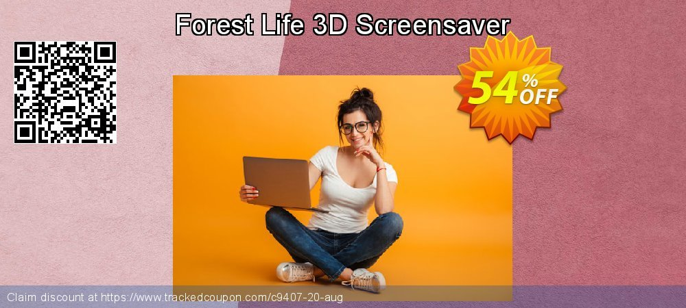 Get 50% OFF Forest Life 3D Screensaver promotions