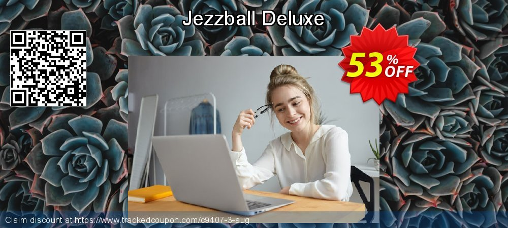 Jezzball Deluxe coupon on Black Friday offering sales