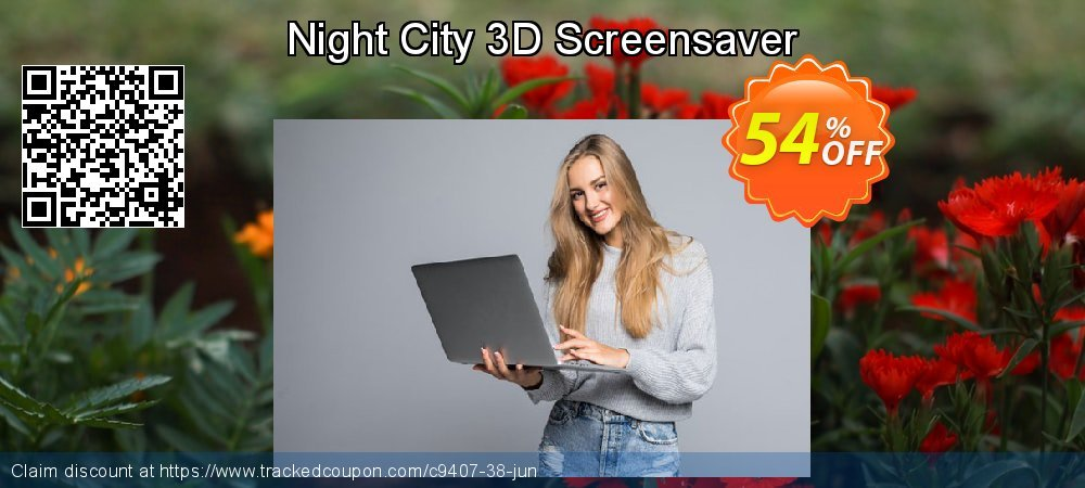 Get 50% OFF Night City 3D Screensaver promotions