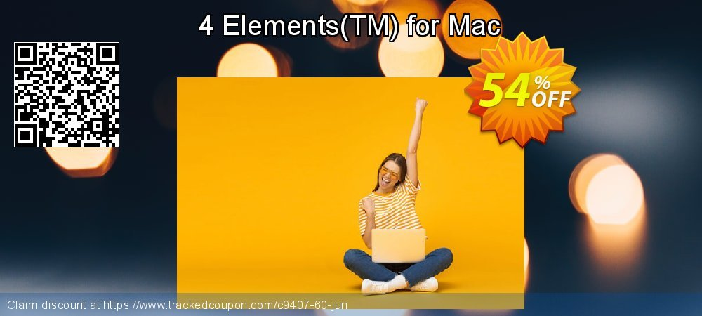 4 Elements - TM for Mac coupon on Super bowl deals