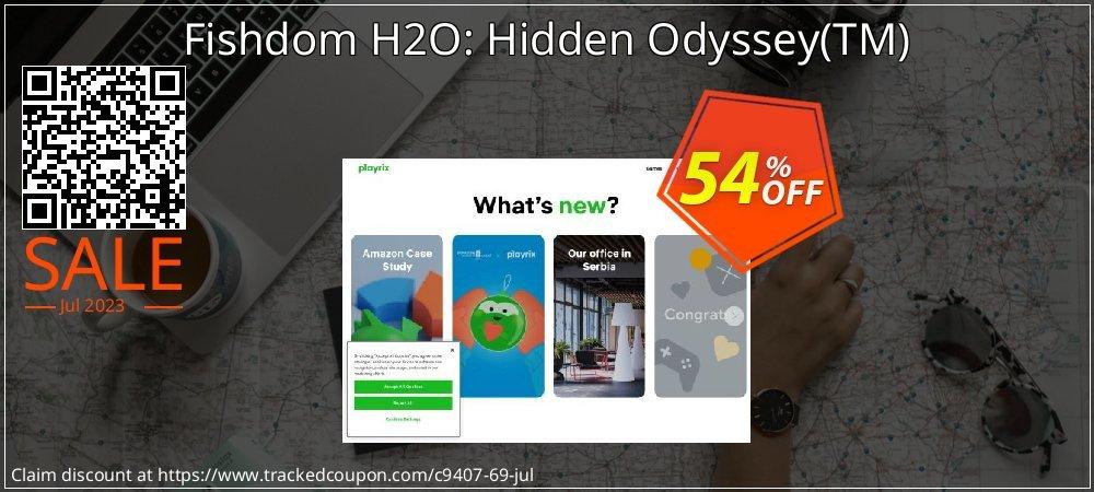Get 50% OFF Fishdom H2O: Hidden Odyssey(TM) offering sales