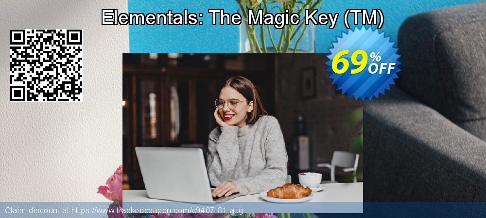 Get 61% OFF Elementals: The Magic Key (TM) deals
