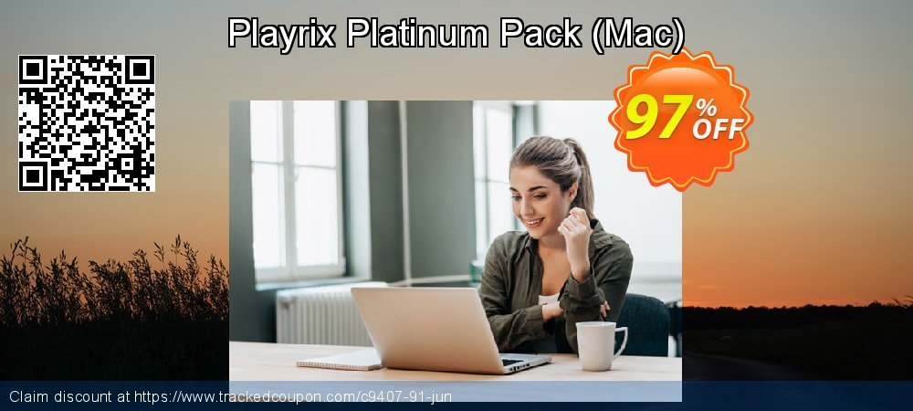 Get 97% OFF Playrix Platinum Pack (Mac) offering sales