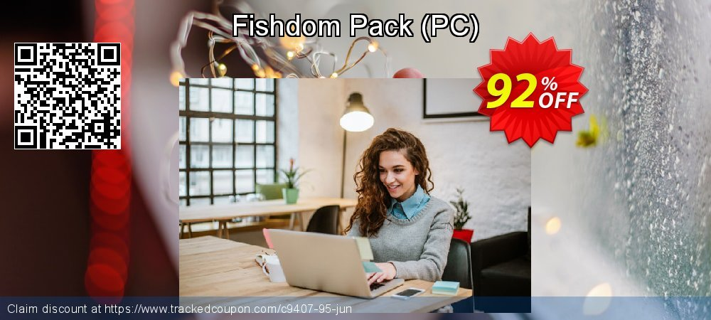 Get 92% OFF Fishdom Pack (PC) offering sales