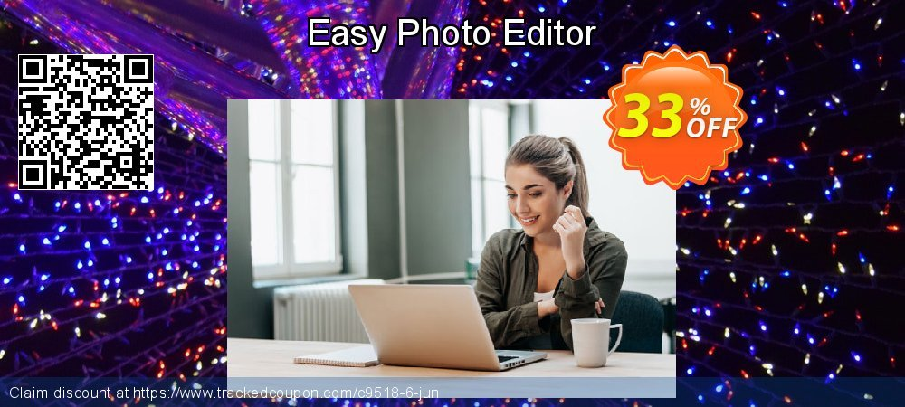 Get 30% OFF Easy Photo Editor offering sales