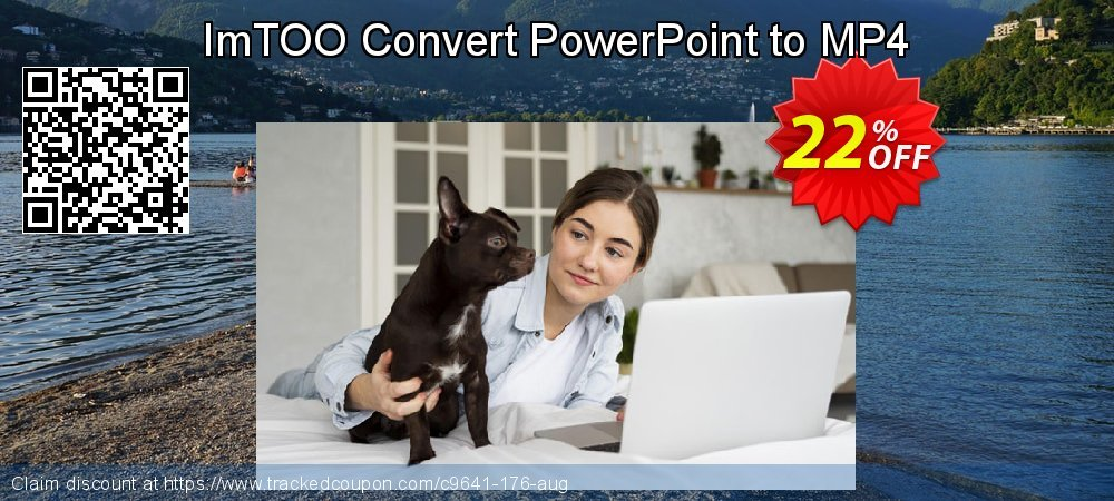 Get 20% OFF ImTOO Convert PowerPoint to MP4 offering sales