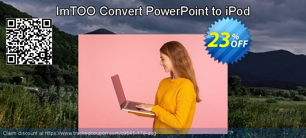 Get 20% OFF ImTOO Convert PowerPoint to iPod offering sales
