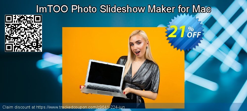 ImTOO Photo Slideshow Maker for Mac coupon on Thanksgiving deals