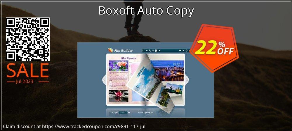 Get 20% OFF Boxoft Auto Copy promo