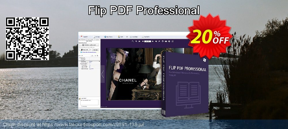 Get 20% OFF Flip PDF Professional promo sales