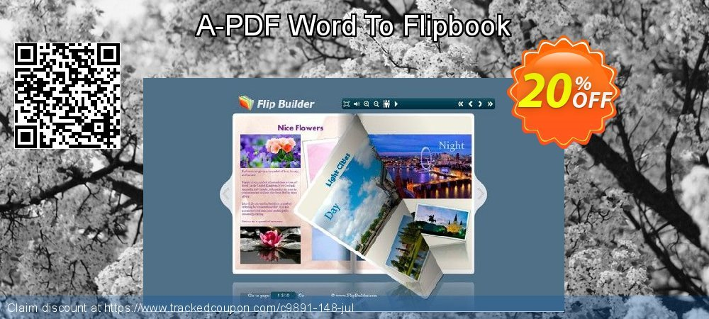A-PDF Word To Flipbook coupon on Valentines Day discounts