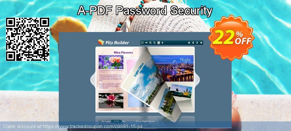 Get 20% OFF A-PDF Password Security offer
