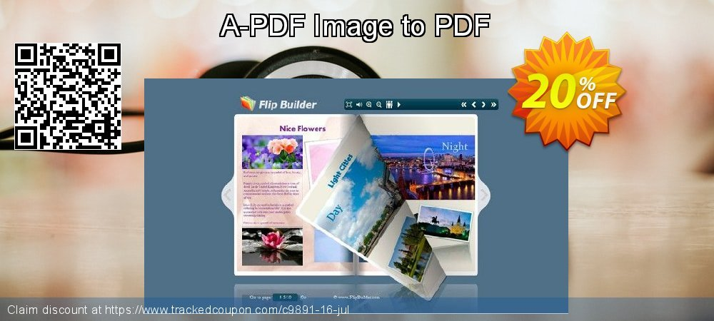 Get 20% OFF A-PDF Image to PDF deals