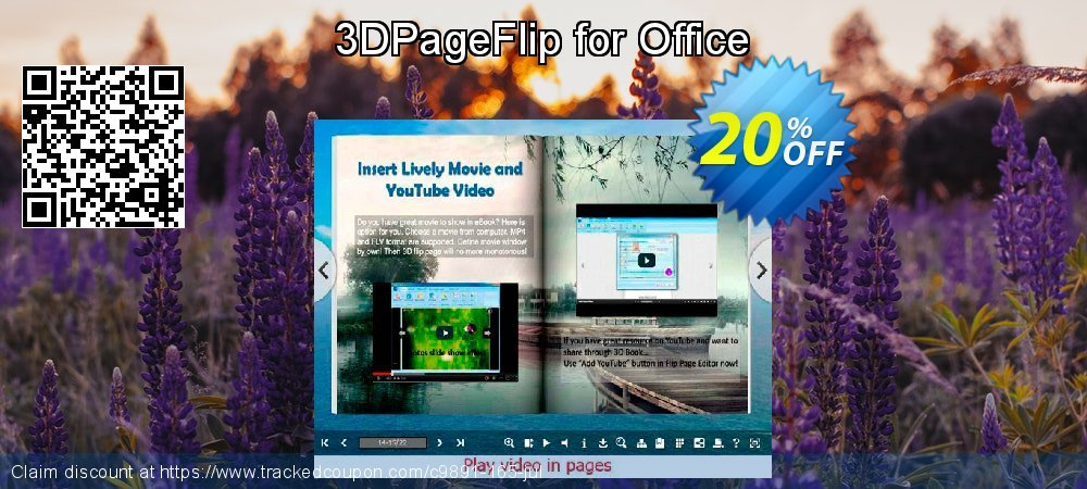 3DPageFlip for Office coupon on Summer promotions