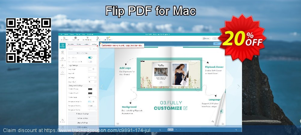 Flip PDF for Mac coupon on May Day offering discount