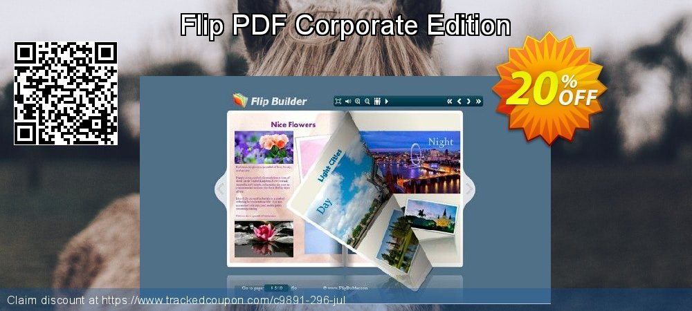 Flip PDF Corporate Edition coupon on Back to School coupons offering sales