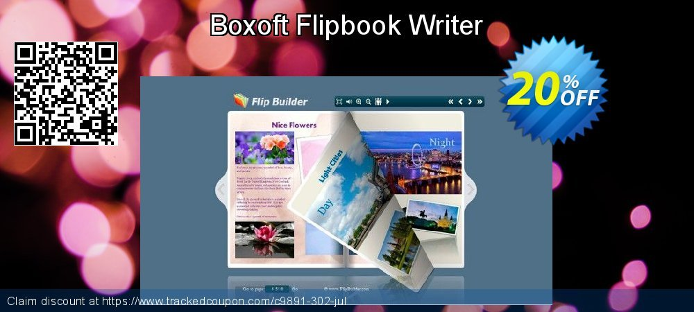 Get 20% OFF Boxoft Flipbook Writer deals