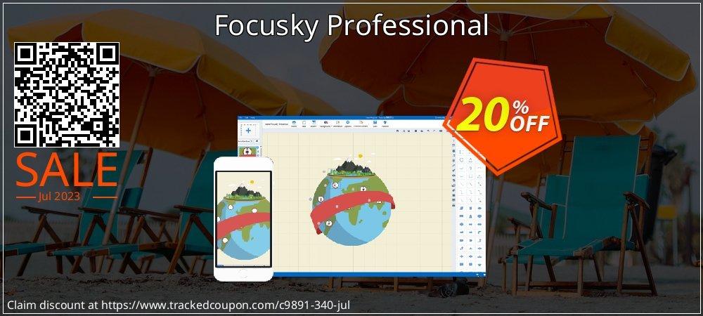 Focusky Professional Version coupon on Halloween super sale