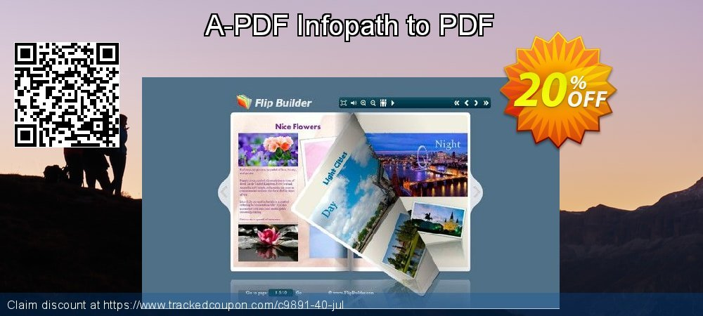 Get 20% OFF A-PDF Infopath to PDF offering deals