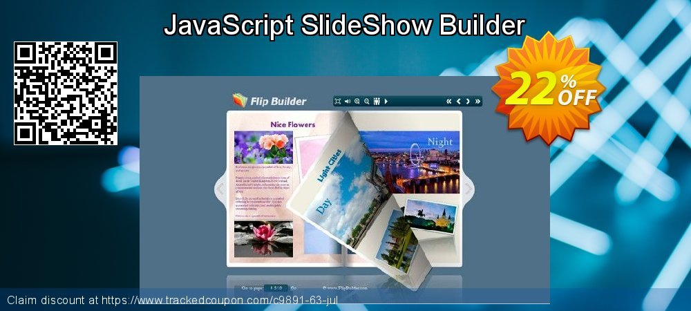 JavaScript SlideShow Builder coupon on Xmas deals