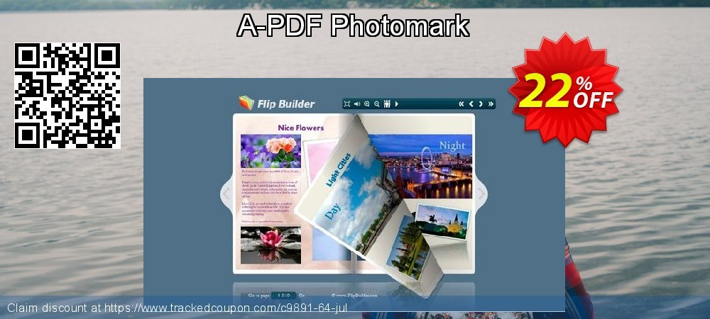 A-PDF Photomark coupon on Valentine's Day offering discount