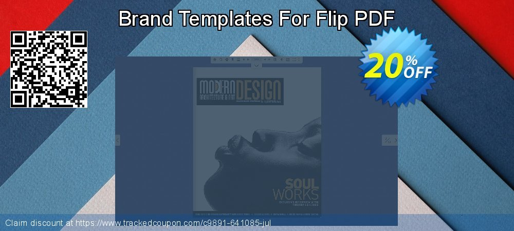 Brand Templates For Flip PDF coupon on University Student deals offering discount