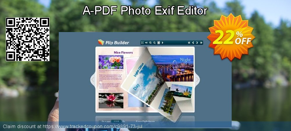 Get 20% OFF A-PDF Photo Exif Editor offer