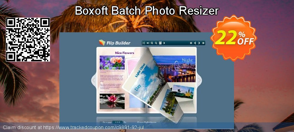 Get 20% OFF Boxoft Batch Photo Resizer offer
