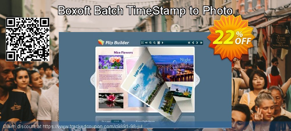 Get 20% OFF Boxoft Batch TimeStamp to Photo offering deals