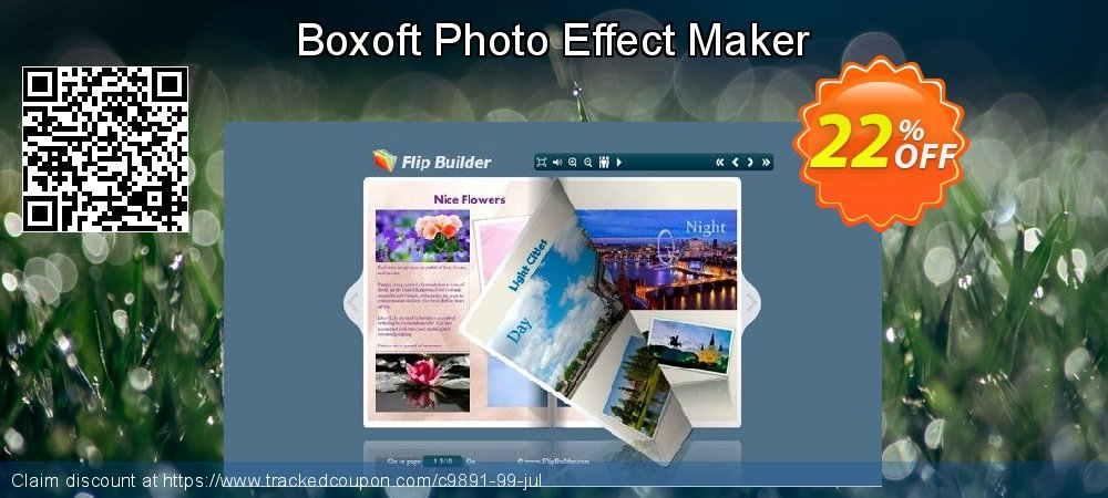 Get 20% OFF Boxoft Photo Effect Maker offering deals