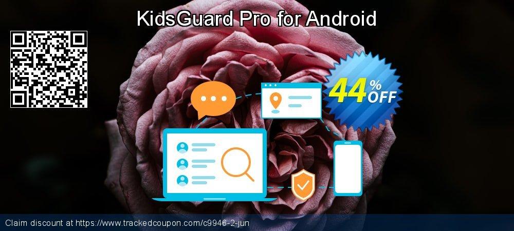 KidsGuard Pro for Android coupon on Halloween offer