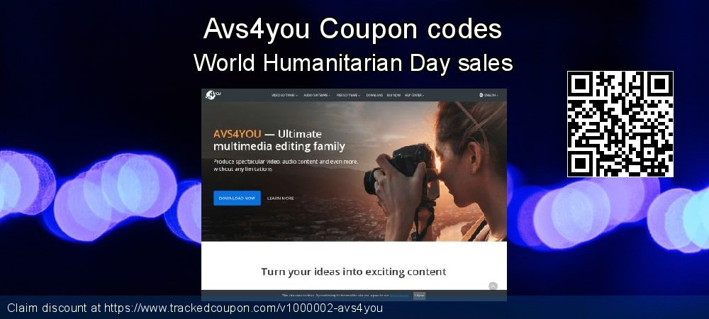 Avs4you Coupon discount, offer to 2019 Back to School promotions