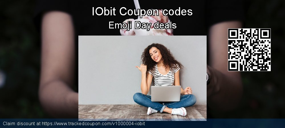IObit Coupon discount, offer to 2020