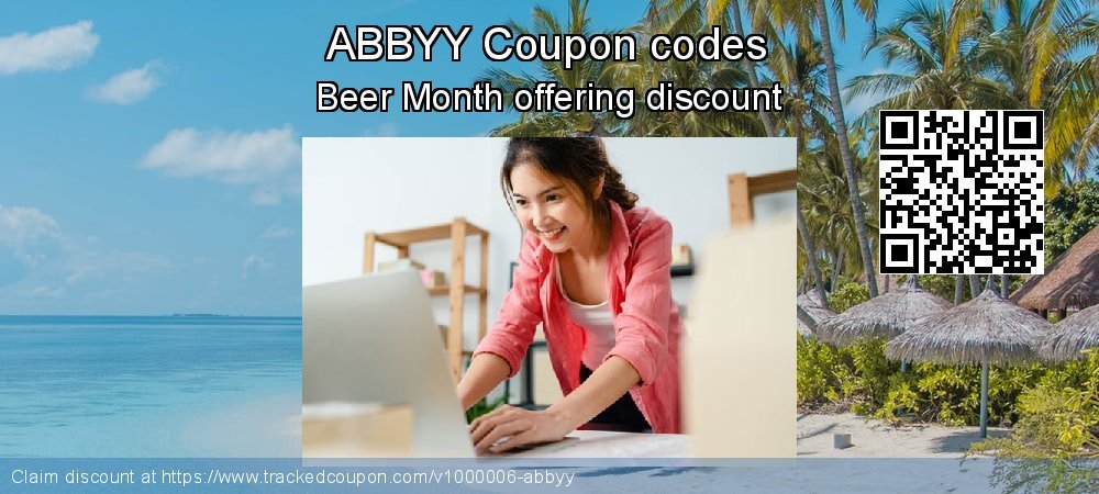 ABBYY Coupon discount, offer to 2019 Back to School promotion
